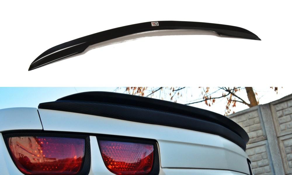 Lotka Lip Spoiler - Chevrolet Camaro V SS - US Version Przedlift - GRUBYGARAGE - Sklep Tuningowy